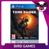 Shadow of The Tomb Raider PS4 Game