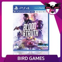 Blood & Truth PS4 Game