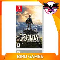 The Legend of Zelda Breath of the Wild Nintendo Switch Game (Zelda)