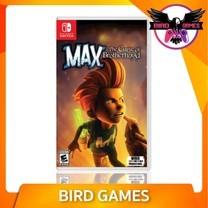 Max The Curse of Brotherhood Nintendo Switch Game