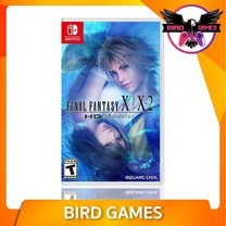 Final Fantasy X/X-2 HD Remaster Nintendo Switch Game