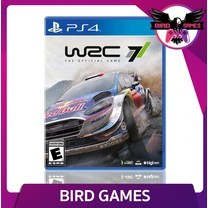 WRC 7 PS4 Game