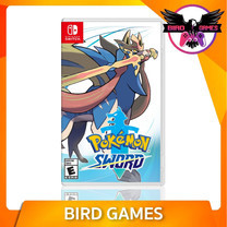 Pokemon Sword Nintendo Switch Game