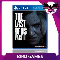 THE LAST OF US PART II PS4 Game ซับอังกฤษ (Sub Eng)