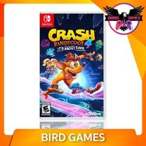 Crash Bandicoot 4 It's About Time Nintendo Switch Game