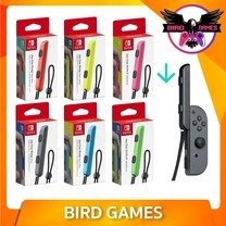 Joy Con Strap Nintendo Switch - สีชมพู