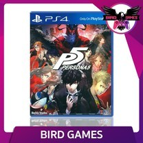 Persona 5 (P5) PS4 Game