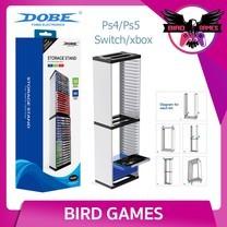 Dobe PS5 Storage Stand For Game Card Box เก็บได้ 36 แผ่น
