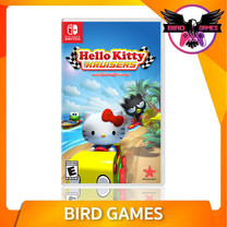Hello Kitty Kruisers Nintendo Switch Game