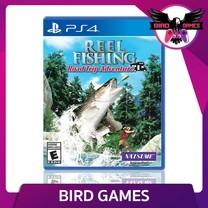 Reel Fishing Road Trip Adventure PS4 Game