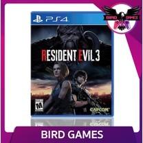 Resident Evil 3 PS4 Game