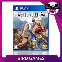 Onepiece World Seeker PS4 Game