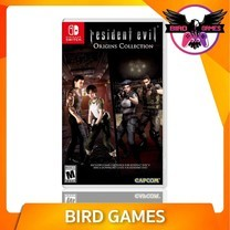 Resident Evil Origins Collection Nintendo Switch Game