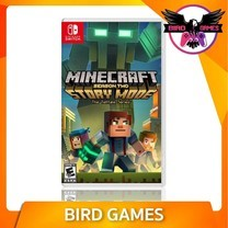 Minecraft Story Mode Season Two Nintendo Switch Game