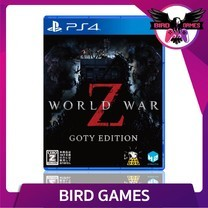World War Z Game of the Year PS4 Game