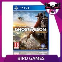 Ghost Recon Wildlands PS4 Game