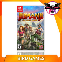 Jumanji The Video Game Nintendo Switch Game