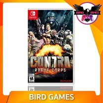 Contra Rogue Corps Nintendo Switch Game