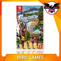 Roller Coaster Tycoon Adventures Nintendo Switch Game