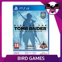 Rise of The Tomb Raider 20 Year Celebration PS4 Game
