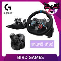 พวงมาลัย Logitech G29 + เกียร์