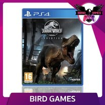 Jurassic World Evolution PS4 Game