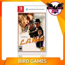 LA Noire Nintendo Switch Game