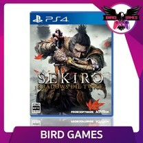 Sekiro Shadows Die Twice PS4 Game ซับอังกฤษ (Sub Eng)
