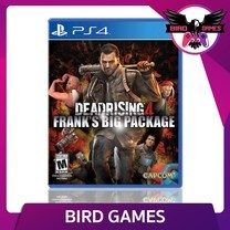 Dead Rising 4 Frank's Big Package PS4 Game