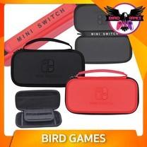 กระเป๋าหูหิ้ว Nintendo Switch Lite สีดำ
