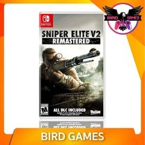 Sniper Elite V2 Remastered Nintendo Switch Game