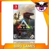 ARK Survival Evolved Nintendo Switch Game