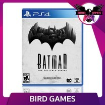 Batman The Telltale Series PS4 Game