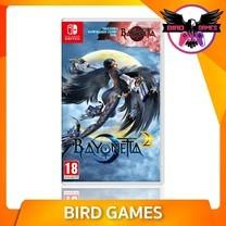 Bayonetta 2 + Code Bayonetta 1 Nintendo Switch Game