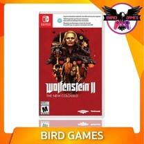 Wolfenstein 2 The New Colossus Nintendo Switch Game