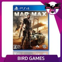 Mad Max PS4 Game