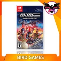 G.I. Joe Operation Blackout Nintendo Switch Game