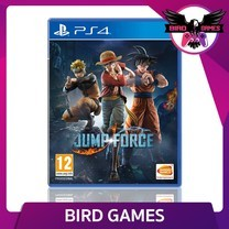 Jump Force PS4 Game ซับอังกฤษ (Sub Eng)