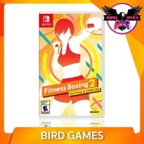 Fitness Boxing 2 Rhythm & Exercise Nintendo Switch Game