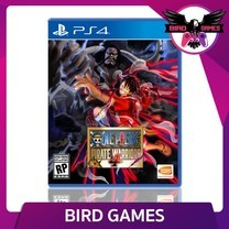 One Piece Pirate Warriors 4 PS4 Game ซับไทย (Sub Thai)