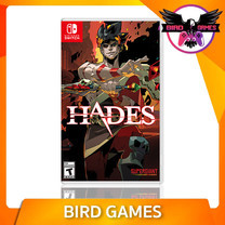 Hades Nintendo Switch Game