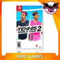 Tennis World Tour 2 Nintendo Switch Game