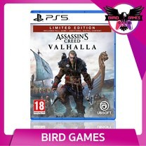 Assassin's Creed Valhalla Limited Edition PS5 Game