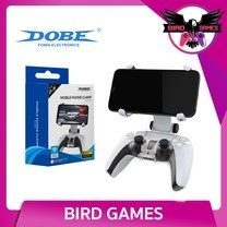 Dobe Mobile Phone Clamp for PS5 Controller แบบหมุนได้