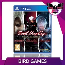 Devil May Cry HD Collection PS4 Game