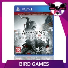 Assassin's Creed 3 Remastered PS4 Game