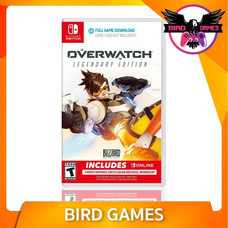 Overwatch Legendary Edition Nintendo Switch Game