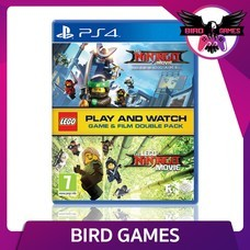 LEGO Ninjago Game & Film Double Pack PS4 Game
