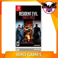 Resident Evil Triple Pack Nintendo Switch Game