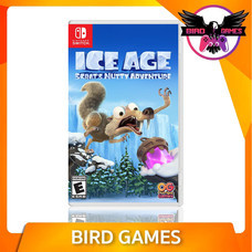 Ice Age Scrat's Nutty Adventure Nintendo Switch Game